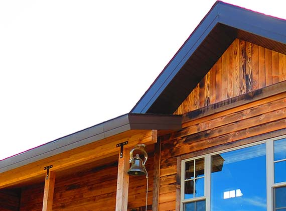 Log Home Exterior Staining And Painting
